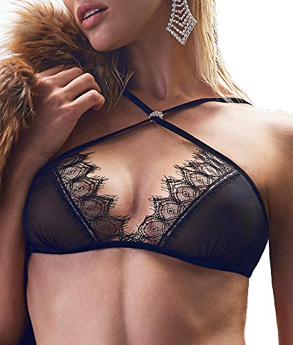 Bracli Kyoto Bra, Black, Medium