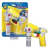 Carrera Toys PUSTEFIX Pistola SPARABOLLE Shooter Bolle di Sapone 869640 869-640