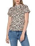 s.Oliver BLACK LABEL 150.10.104.12.130.2062843 Camiseta, 80A9, 48 para Mujer