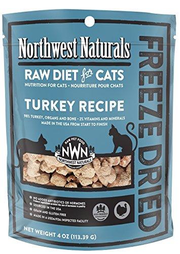 Northwest Naturals Freeze-Dried Raw Cat Food
