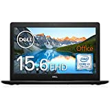 Dell ノートパソコン Inspiron 15 3581 Core i3 Office ブラック 20Q11HBB/Win10/15.6FHD/4GB/1TB HDD