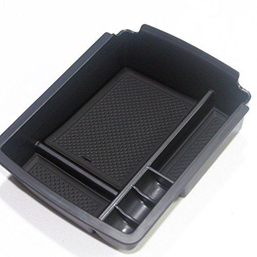Aufbewahrungsbox Organizer Mittelkonsole Armlehne Für Golf 7 MK7 Automatik