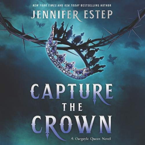 Capture the Crown Audiobook By Jennifer Estep cover art