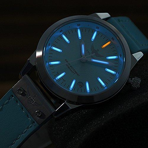 YELANG V1010sw-silver-blue