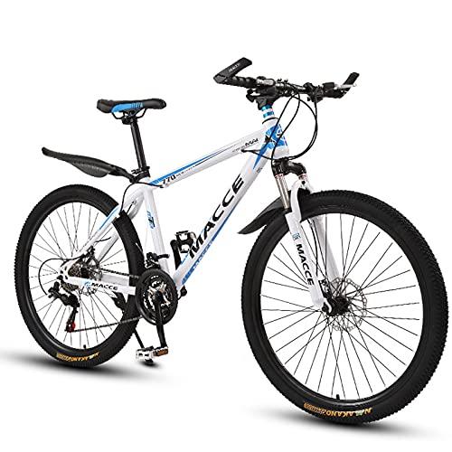 Vélo de montagne 26 pouces 27 vitesses pour hommes et femmes
