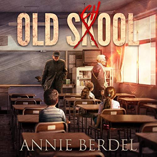 Old Skool audiobook cover art