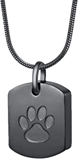 memories forever dog tags