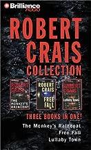 Robert Crais Collection: Monkey's Raincoat, Free Fall, Lullaby Town (Elvis Cole/Joe Pike Series) by Robert Crais (2003-02-10)