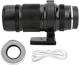 Sponsored Ad - V BESTLIFE Macro Lens,85mm F2.8 Aluminum Alloy Black Manual Focusing 1X-5X Large Aperture Super Macro Lens,...
