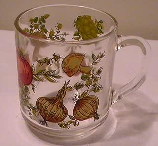 Corning Spice of Life Glassware Mug - One Mug
