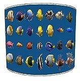 Premier Lighting 12 Inch Marine Aquarium Fish Lampenschirme6 Für eine Deckenleuchte