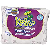 KANDOO toallitas wc sensitive envase 100 uds