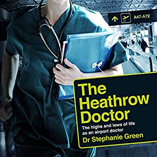 The Heathrow Doctor cover art