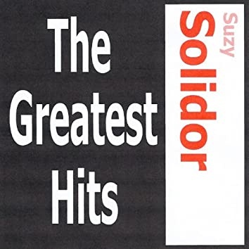 Suzy Solidor - The greatest hits