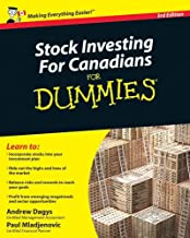 By Andrew Dagys - Stock Investing For Canadians For Dummies (3rd Edition) (2009-02-24) [Paperback]