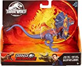 Jurassic World Action Figure Dino Rivals Savage Strike Dilophosaurus Jurassic Park Action Figure