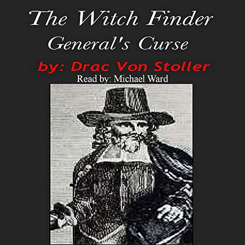 The Witch Finder General's Curse cover art