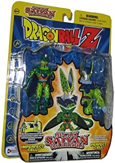 irwin dragon ball z action figures