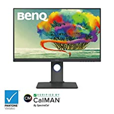 Image of BenQ PD2700U 27 LED LCD. Brand catalog list of BenQ. This item is rated with a 5.0 scores over 5