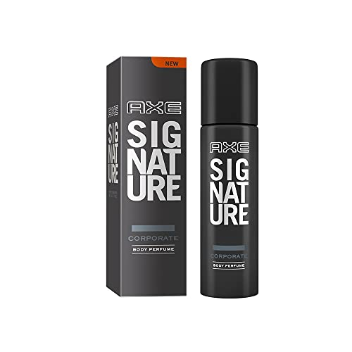 Axe Signature Corporate Body Perfume, 122ml