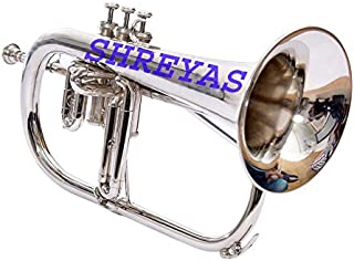 Bb Shreyas PiTr-01 Black and Brass Piccolo Trumpet