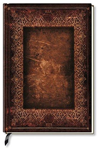 Notizbuch - liniert - Brown Book XL A4