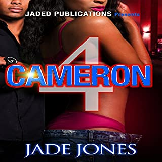 Cameron 4 audiobook cover art