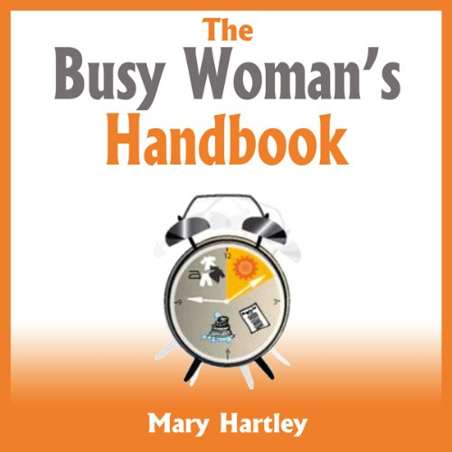 The Busy Woman's Handbook cover art