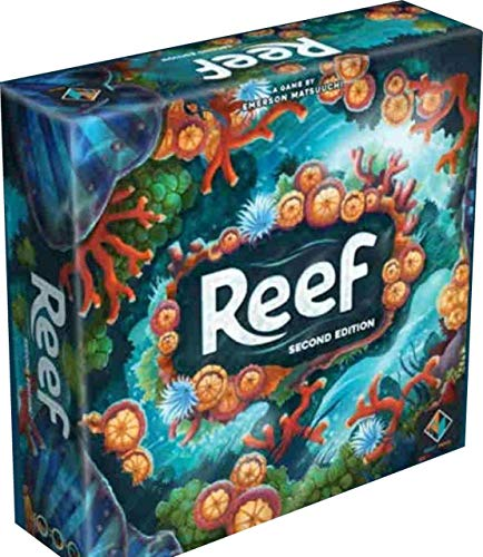 BoardGame Next Move – Reef: Second Edition – Brettspiel
