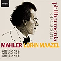 Mahler: Symphonies Nos. 4-6 by Philharmonia Orchestra (2014-05-27)