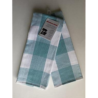KitchenAid 2 Professional Aqua Sky Towels