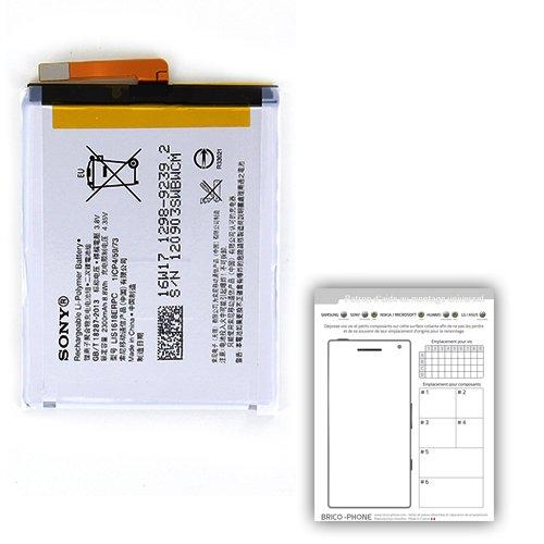 Batería para Sony Xperia XA y XA DUAL Producto Original para modelos F3111/F3112