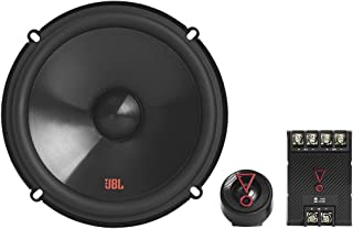 """$89 » JBL Stage 3607CF - 6.5"""" Two-way car audio component system w/crossover - No Grill (Renewed)"""