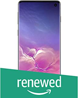 (Renewed) Samsung Galaxy S10 (Black) without offers
