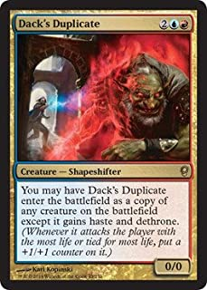 Magic: the Gathering - Dack's Duplicate - Conspiracy