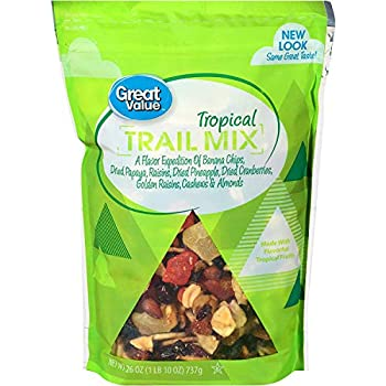 Tropical Trail Mix 26 oz Bag by Great Value