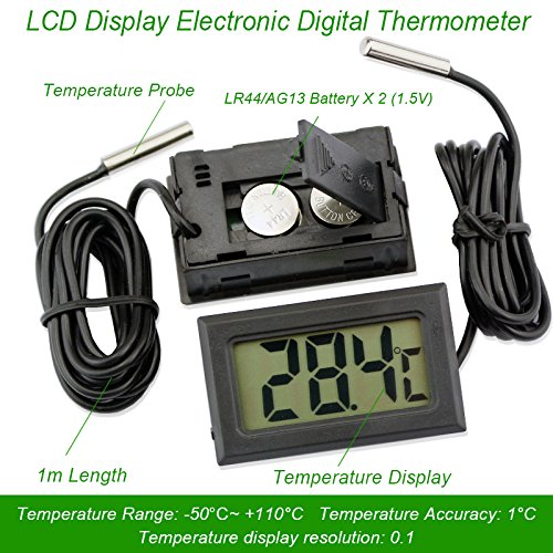 Digital thermometer thermal imager shopping car Manufacturer regenerated product temperature in electronic