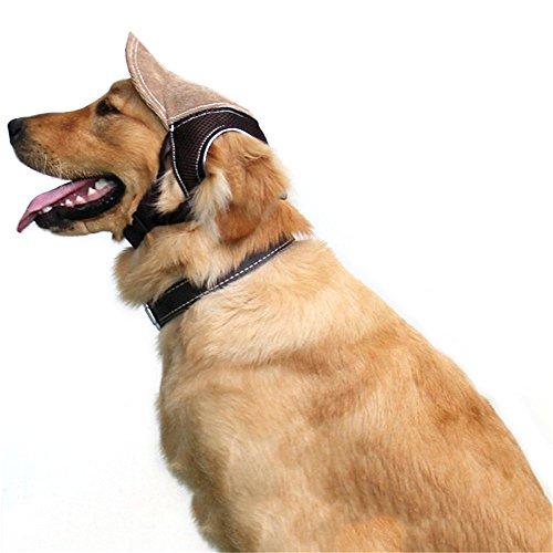 Sportliche Baseballkappe für Hunde, Haustiere, Sonnenschutz für den Sommer, für kleine bis mittelgroße Hunde