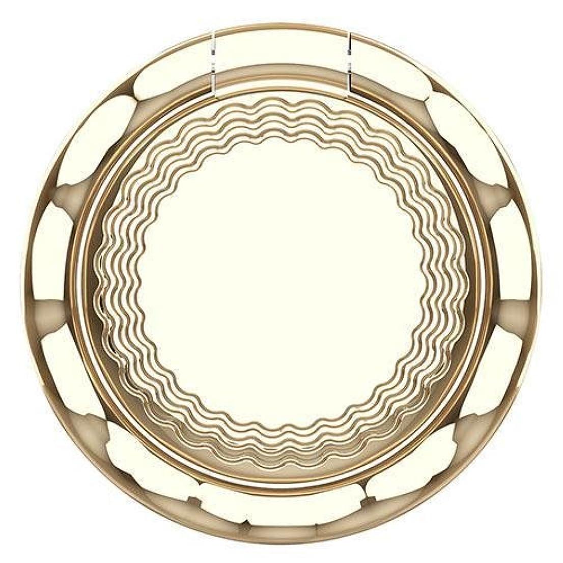 悪魔居間カスタムAL 波状デザイン亜鉛合金 フィンガーリング ホルダー スタンド 360度回転 マウント ゴールド AL-AA-2314-GD