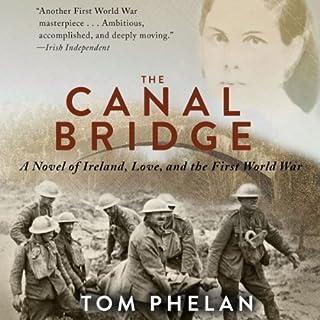 The Canal Bridge audiobook cover art