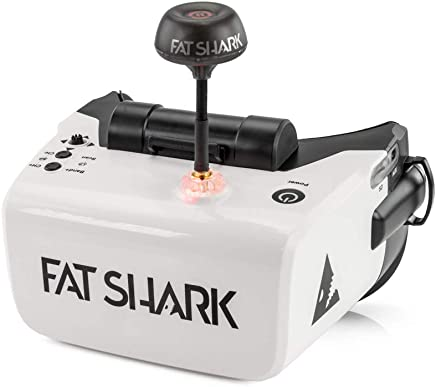 $203 » Fat Shark Scout FPV Goggles FPV Drone Racing