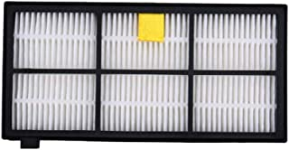 Amaae® Brush Filters Side Brushes Accessories For Irobot Roomba 860 870 880 980 Cleaner With(White,mircrofibre)
