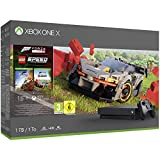 Pack Xbox One X 1 To Forza Horizon 4 + DLC Lego
