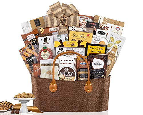 The Gourmet Choice Gift Basket b...