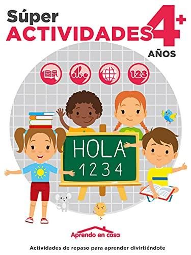 Libro Actividades. 4-5 Años