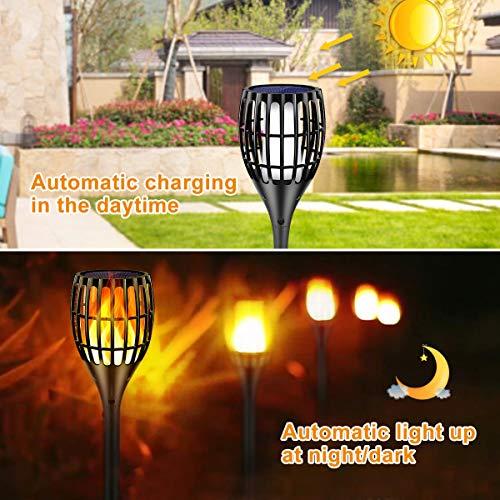 Ollivage Solar Lights Outdoor, 43