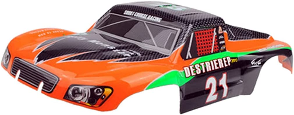 Max 58% OFF Max 57% OFF RC Spare Parts Accessory Performance Car Shell H with Compatible