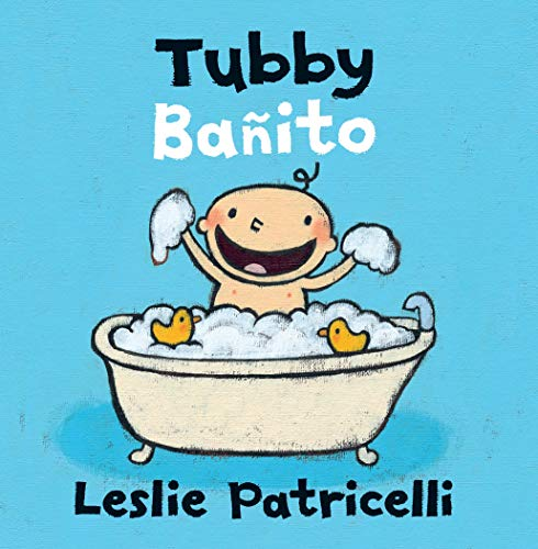 Tubby. Bañito (Leslie Patricelli Board Books)