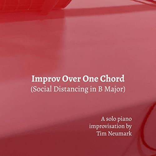 Improv Over One Chord cover