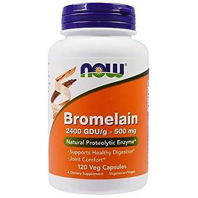 Now Foods Bromelain Pack